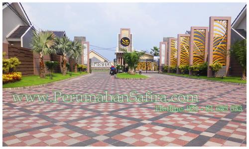Perumahan Safira Stone Resort