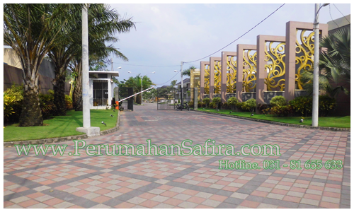 Gerbang Star Safira Regency