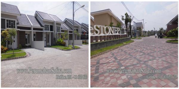 Lingkungan di Safira Stone Resort