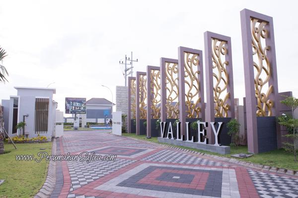 gerbang cluster valey perumahan sidoarjo