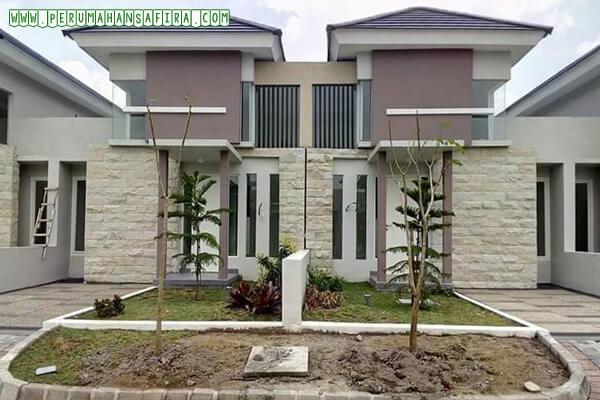WA.0838-3335-9666 Jual rumah minimalis lantai 2, Dijual rumah tingkat minimalis