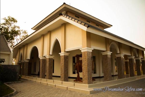 Sarana ibadah masjid king safira residence 2