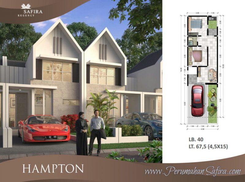 Type Hampton 40-67
