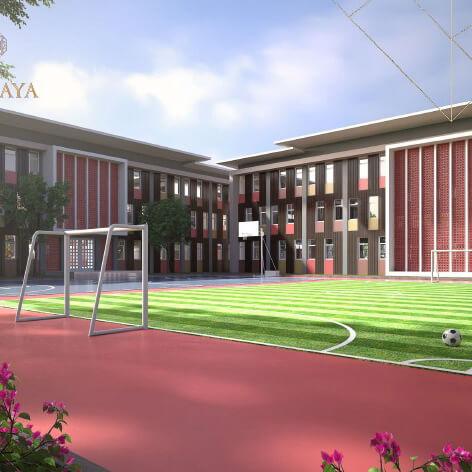 lapangan futsal di perumahan surabaya