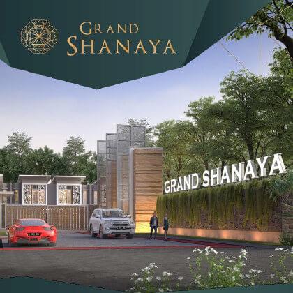 perumahan grand shanaya