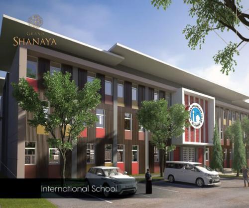 sekolah internasional di perumahan safira